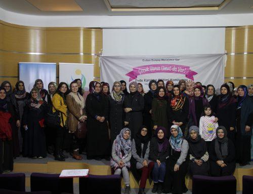 EKE Hizmet İçi Eğitim Programı Mersin'de Yapıldı